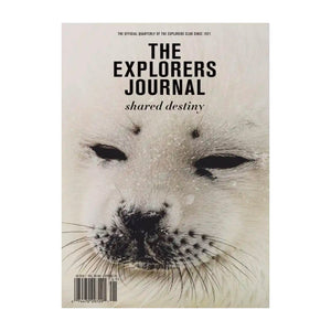 The Exploeres Journal: Shared Destiny, with a profile on Jane Goodall and a look at what it's like to be a baby Arctic animal in a changing climate.