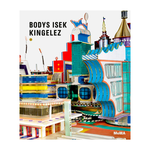 Bodys Isek Kingelez book published by MoMA