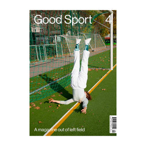 Good Sport Issue 4. A Magazine out of left field.