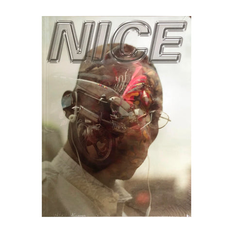 Nice Magazine Issue 2. Produced in Abidjan, Cote d'Ivoire