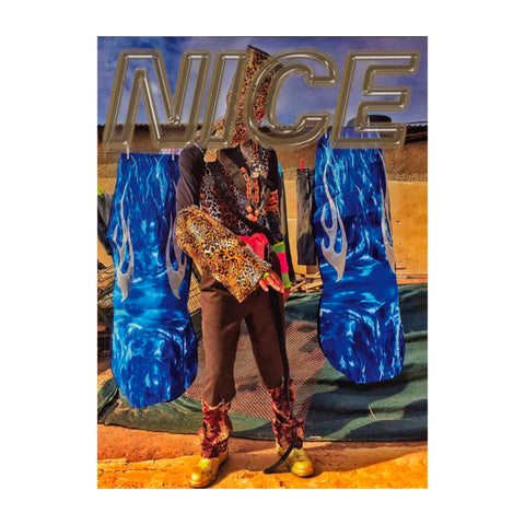 Nice Magazine Issue 3. Produced in Katlehong, South Africa