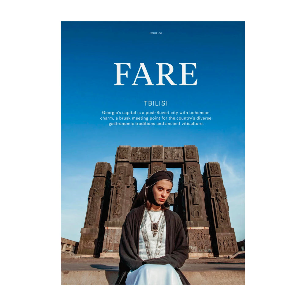 Fare Issue 6: Tbilisi