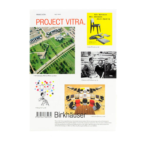 Project Vitra book