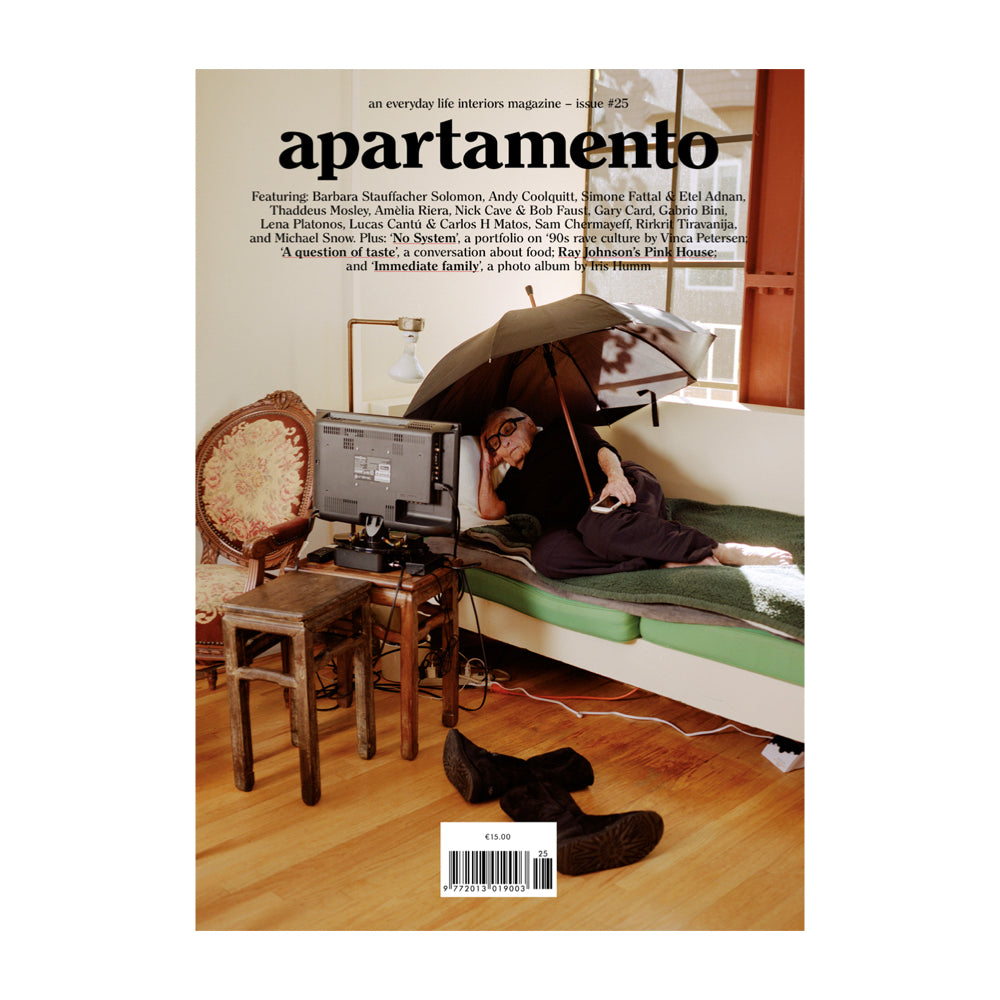Apartamento Magazine Issue 25