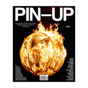 PIN-UP Magazine Issue 28:Sun. Magazine for architectural entertainment