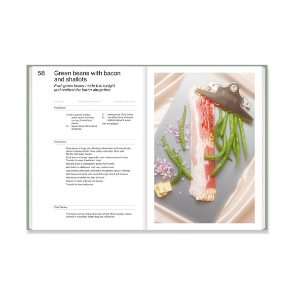 The Leaked Recipes Cookbook