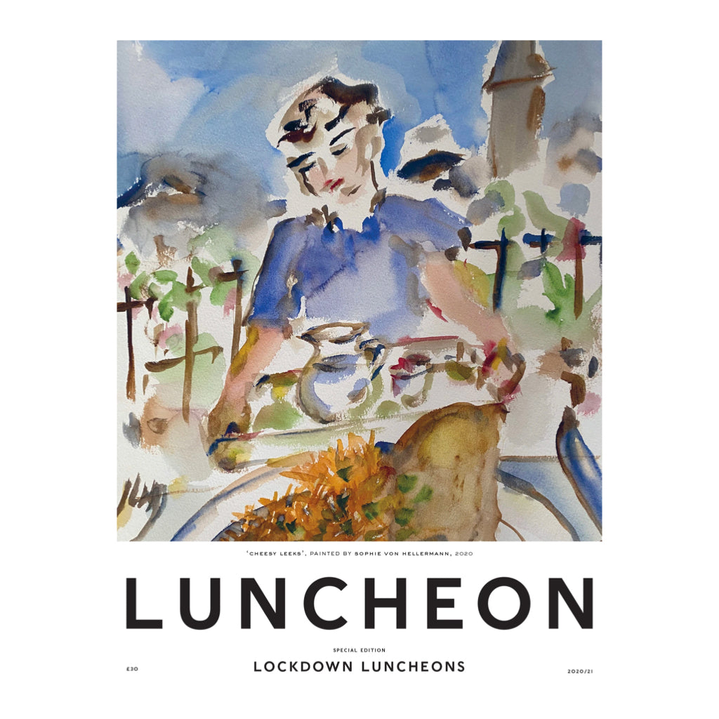 Luncheon magazine special edition - Lockdown Luncheons