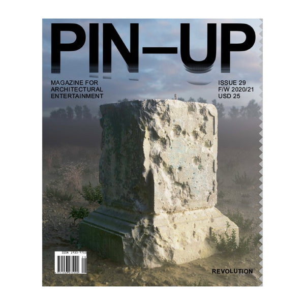"PIN-UP Issue 29 ""SUB"" cover"