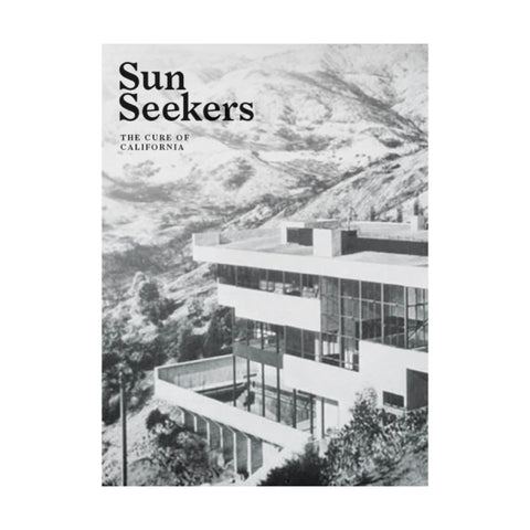 Sun Seekers: The Cure of California Book Cover