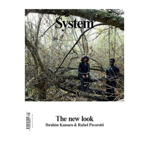 System Issue 16, with Ibrahim Kamara & Rafael Pavarotti shot by Juergen Teller