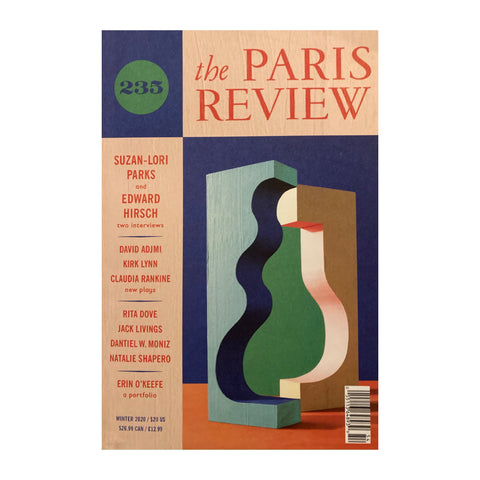 The Paris Review Issue 235 Winter 2020
