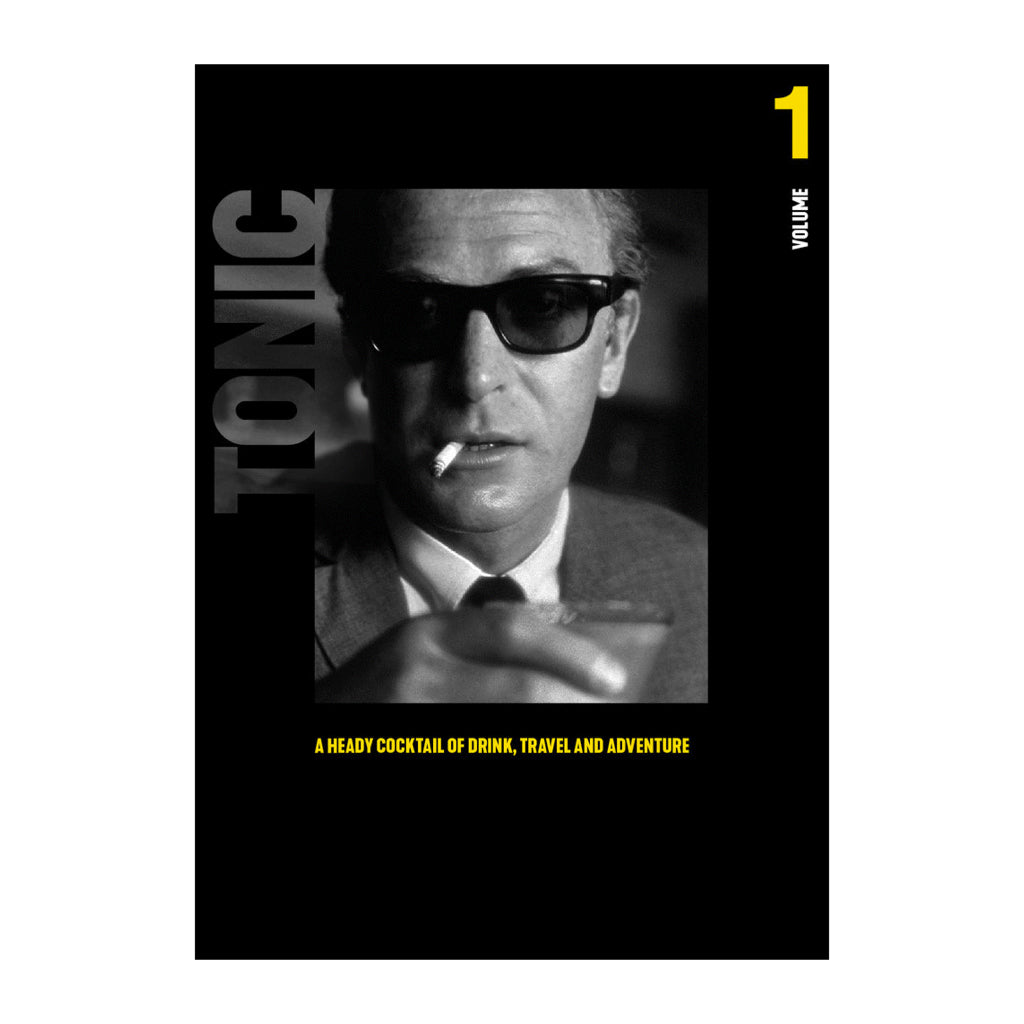 Tonic Magazine VOlume 1 Cover 2