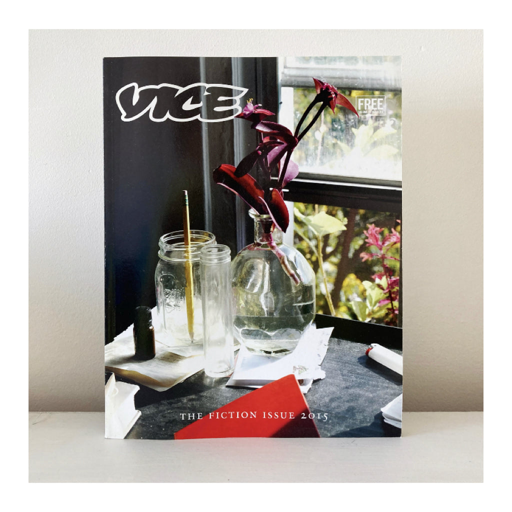 Vice, The Fiction Issue, 2015