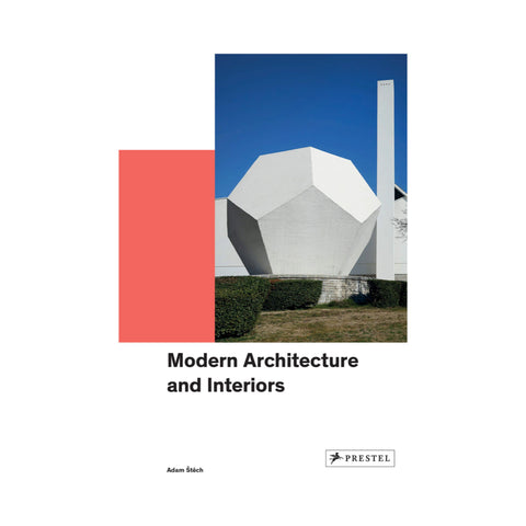 Modern Architecture and Interiors. Book published by Prestel