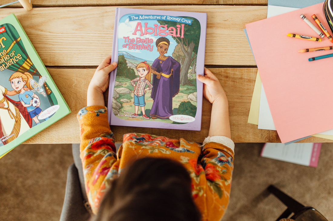 A Review of Bible Belles: The Adventures of Rooney Cruz Book Series