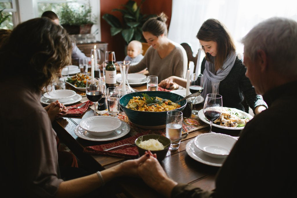 True Hospitality: Fellowshipping Around Christ
