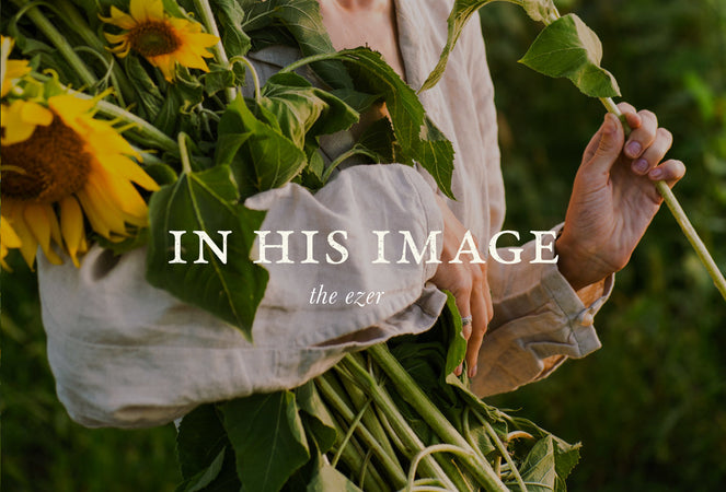In His Image: the Ezer