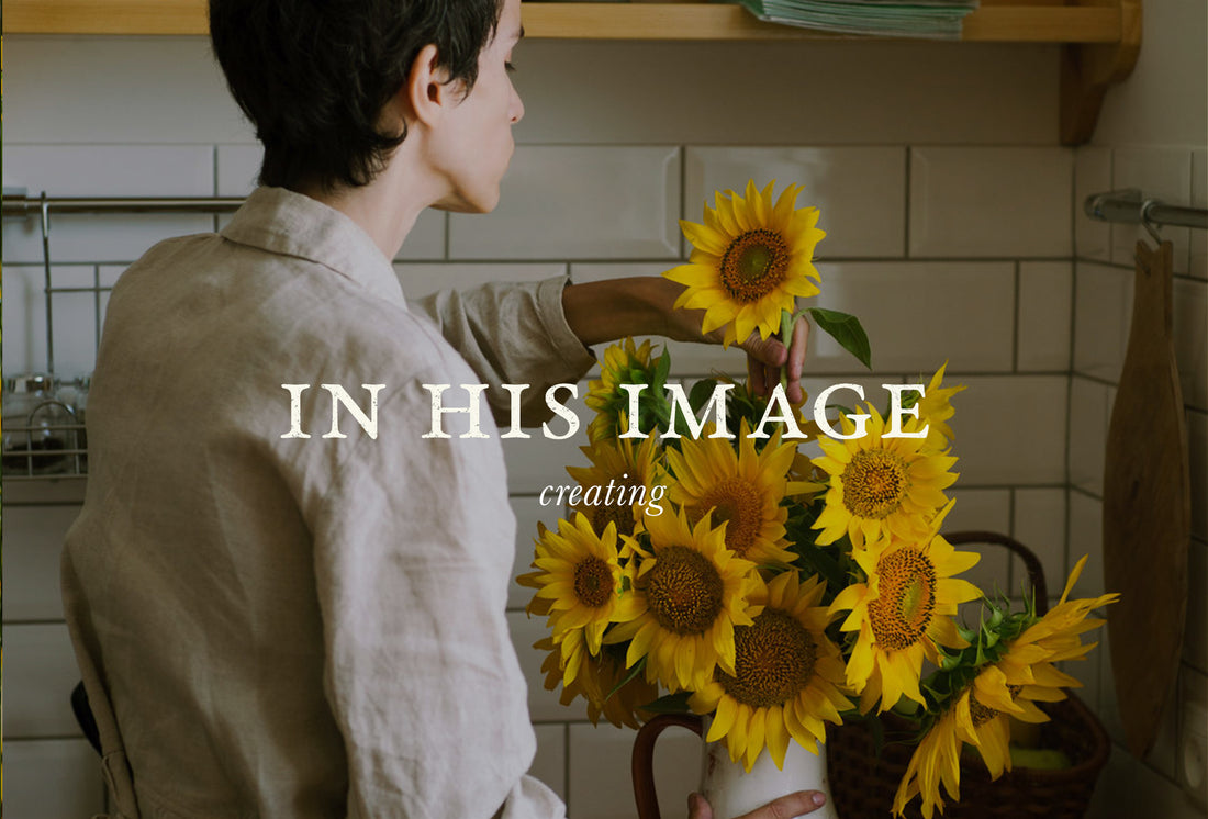 In His Image: Creating