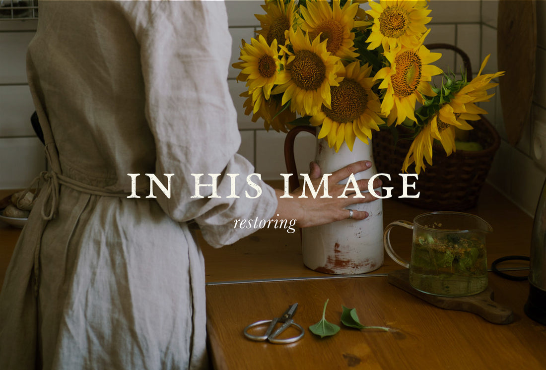 In His Image: Restoring