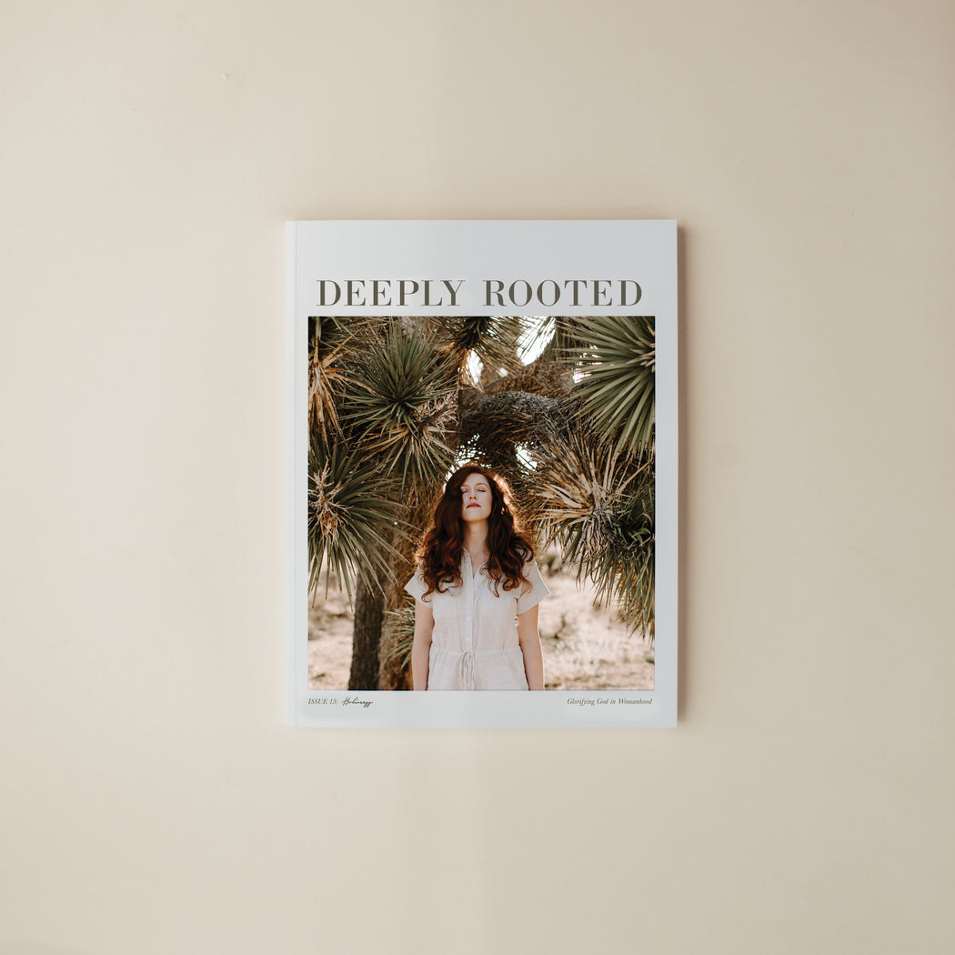 Print - Issue 13: Holiness