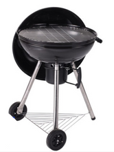 Load image into Gallery viewer, bbq, charcoal bbq, kettle bbq, weber grill, barbecue