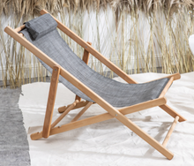 Load image into Gallery viewer, Wood Lounger, Multiple colors