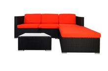 Load image into Gallery viewer, Chill Sofa Set, Red Cushions