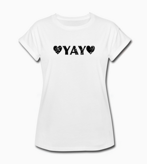 Open image in slideshow, YAY Hearts Women's T-shirt