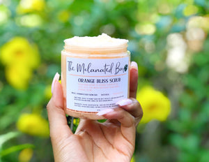Orange Bliss Body Scrub