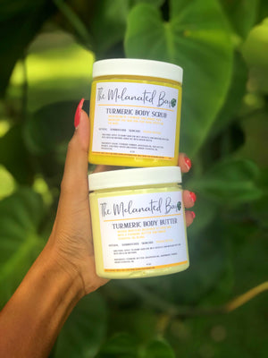 Turmeric Body Duo