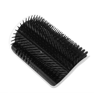 Open image in slideshow, Pet Comb Removable Cat Corner Groomer Scratching Rubbing Brush Pet Hair Removal Massage Trimming Pet Grooming Cleaning Supplies