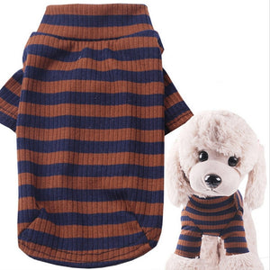 Open image in slideshow, Clothing for Dog Clothes for Small Dogs Coat Pet Clothes for Dogs Jacket Chihuahua Clothes Warm Costume Pet Products Puppy 40