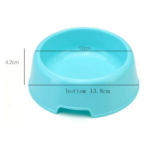 Open image in slideshow, Pet Feeder Portable Feeding Food Bowls Puppy Dog Cats Slow Down Eating Feeder Dish Bowl Prevent Obesity Dogs Bowl Accessories