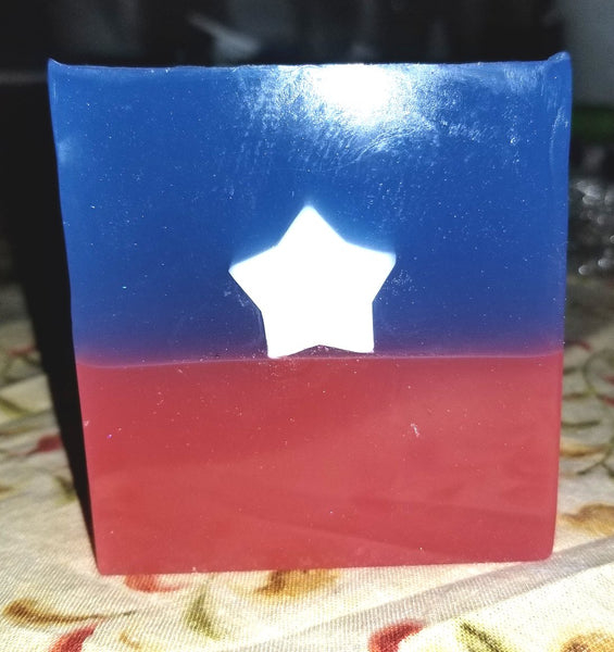 Captain America Soap