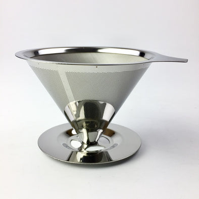 Stainless Steel Drip Tea/Coffee Filter