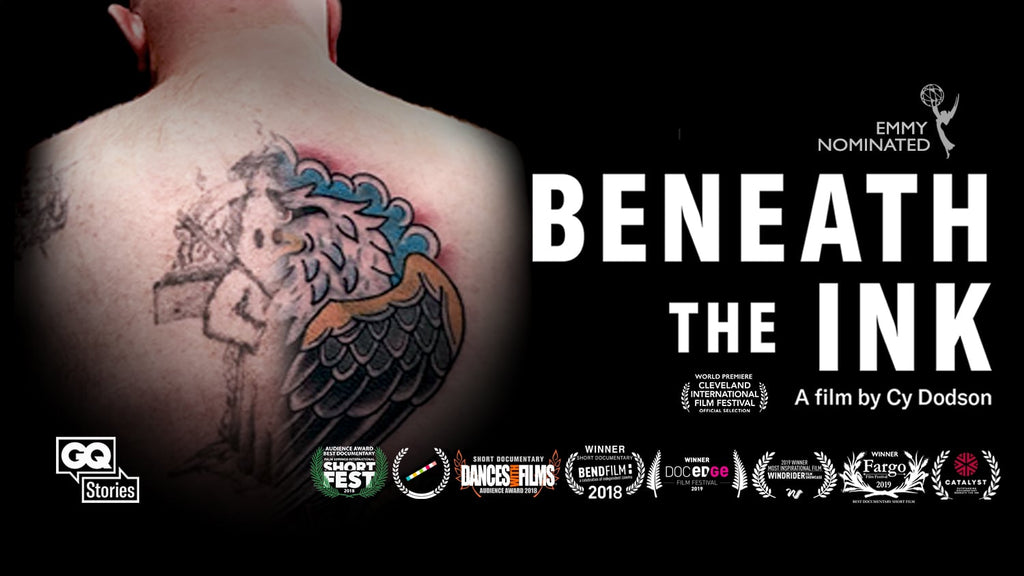 Beneath The Ink - A Tattoo Redemption Story