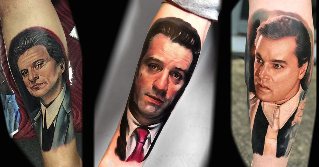24 Jaw Dropping Goodfellas Tattoos
