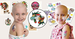 Hope Vs Cancer - A Tattoo Worthy Cause