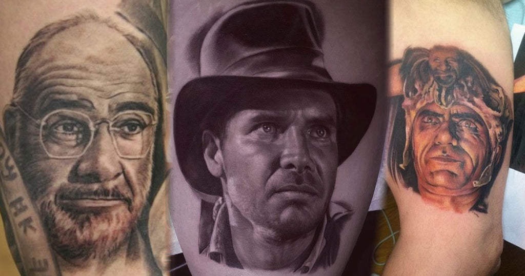 15 Cracking Indiana Jones Tattoos
