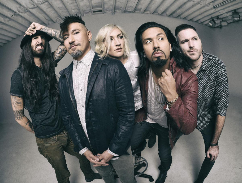 "Pop Evil Release Two New Tracks; ""Let The Chaos Reign"" & ""Work"""