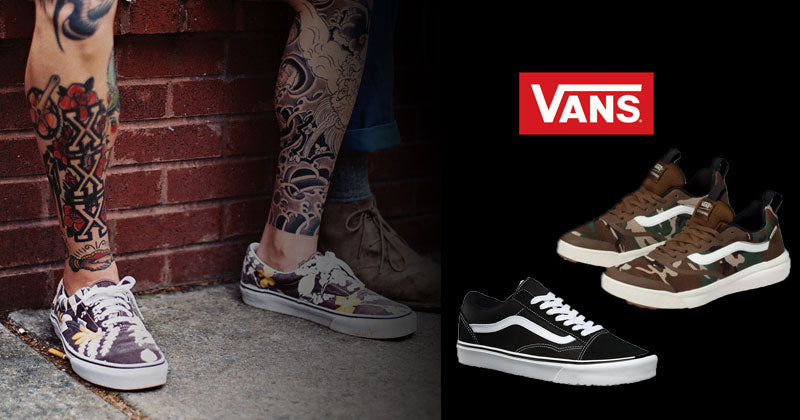 10 Pairs of Vans You Need To Own