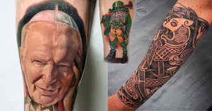 Top Irish-Inspired Tattoos for St. Patrick's Day