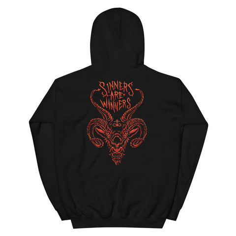 Sinners Are Winners Unisex Hoodie