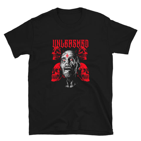 Unleashed Short-Sleeve Unisex T-Shirt