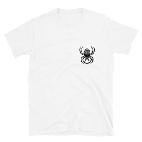 Spider - White Short-Sleeve Unisex T-Shirt