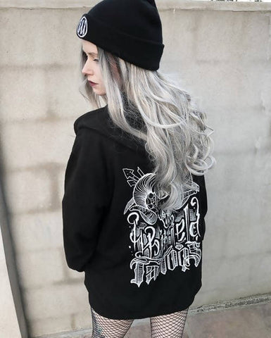 Whitfield Tattoos Original Hoodie