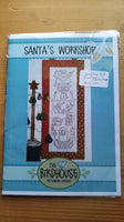 Santa's workshop Pattern