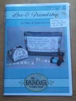 Love & Friendship Pattern