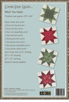 Little Star Quilt Pattern