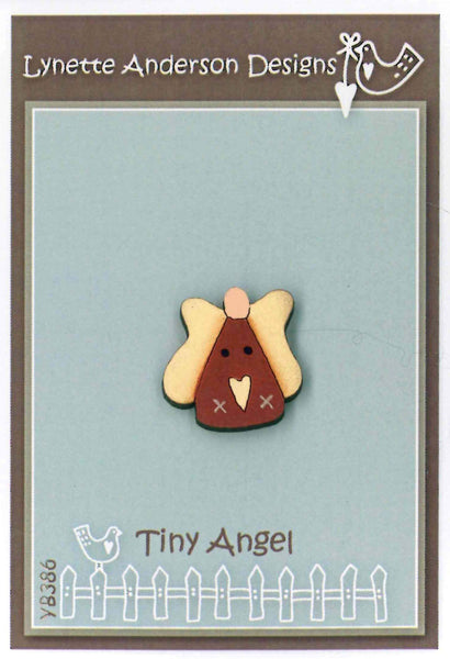Tiny Angel Button